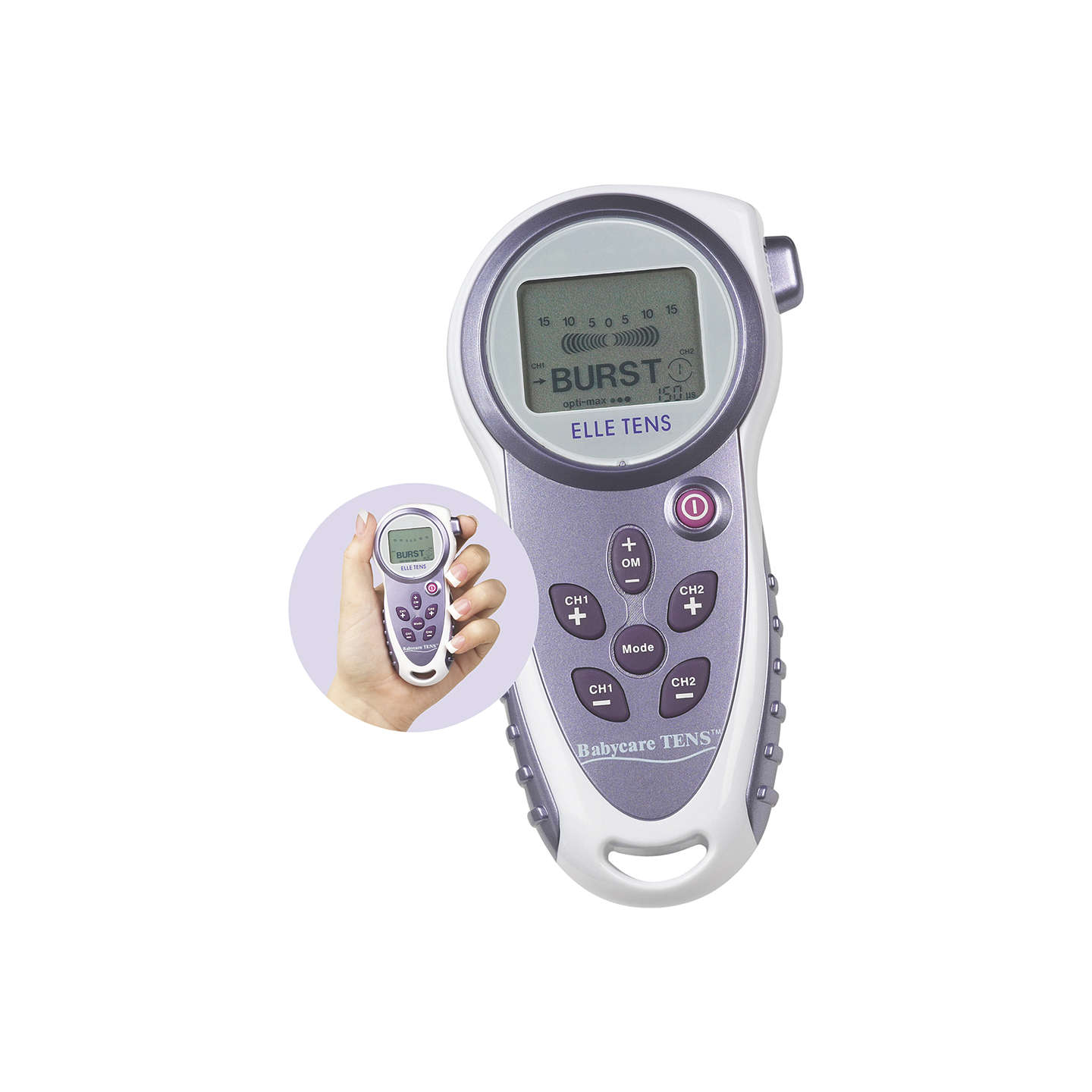 BuyBodyclock Elle TENS Machine Online at johnlewis.com