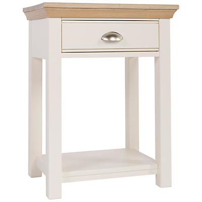 John Lewis Helston 1 Drawer Bedside Table