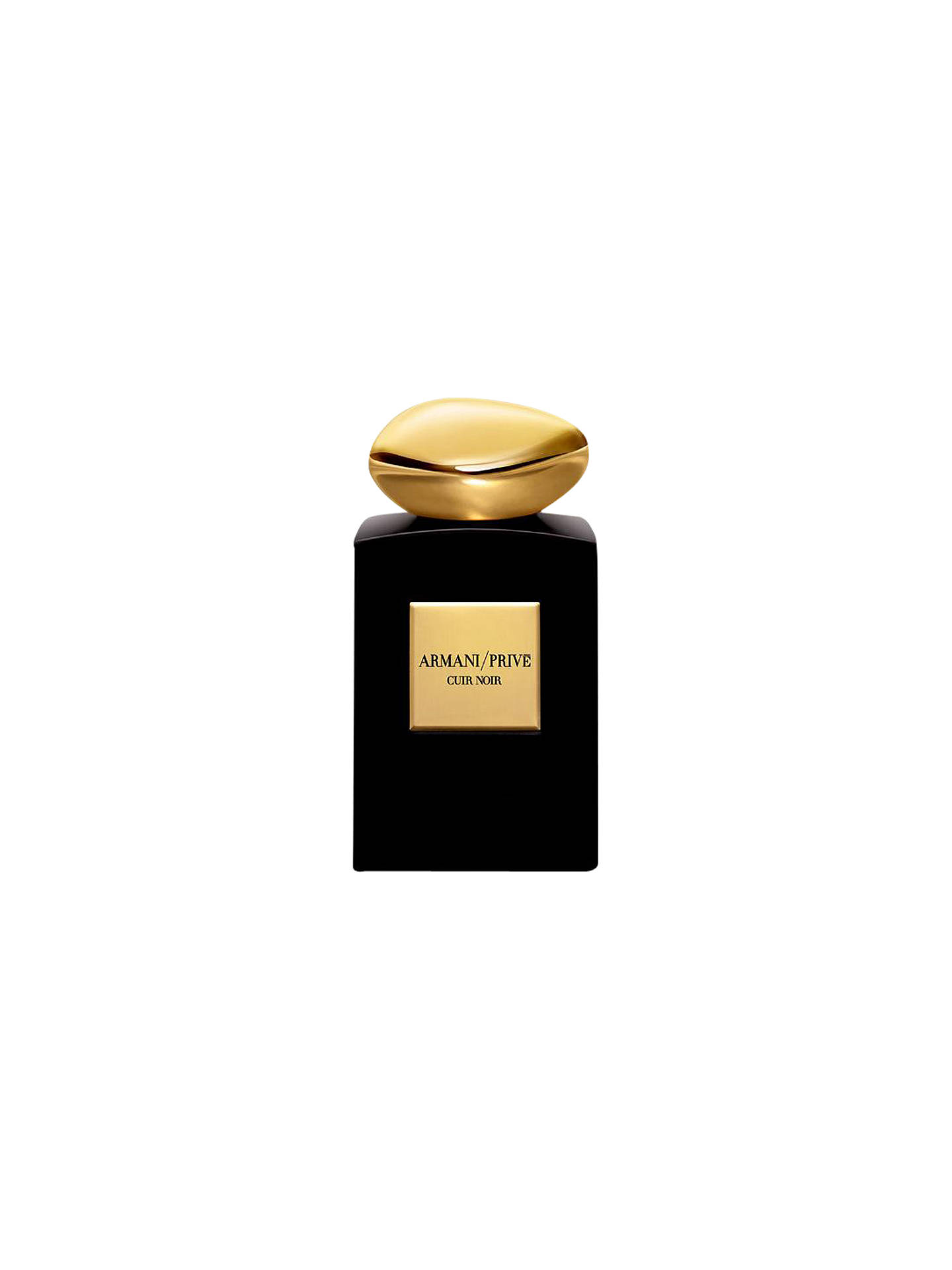 Giorgio Armani Privé Cuir Noir Eau De Parfum At John Lewis Partners
