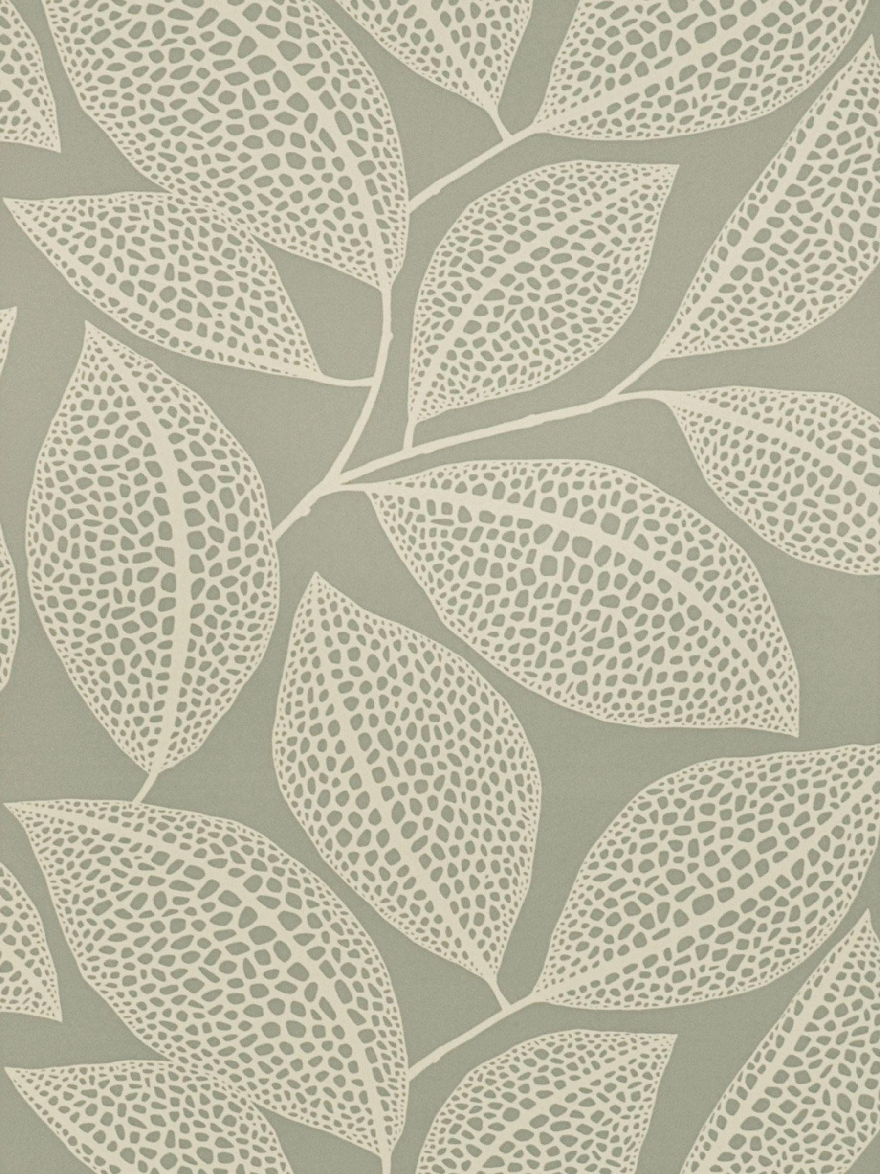 MissPrint MissPrint Pebble Leaf Wallpaper