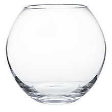 Buy LSA International Flower Bouquet Globe Vase, H22cm Online at johnlewis.com