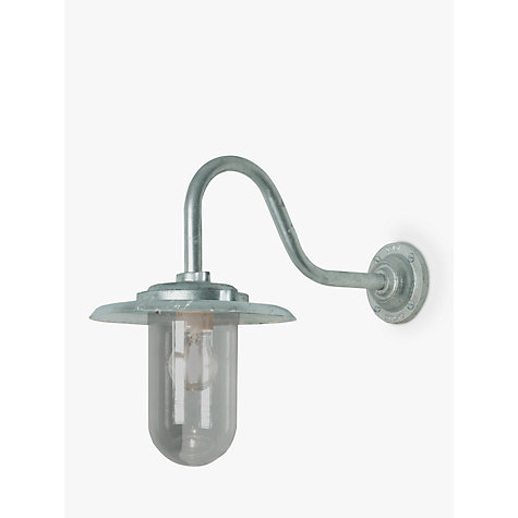 Buy Davey Lighting Exterior Bracket Wall Light, 100W Online at johnlewis.com