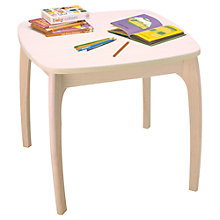 Buy John Crane Junior Table, Rubber Wood Online at johnlewis.com