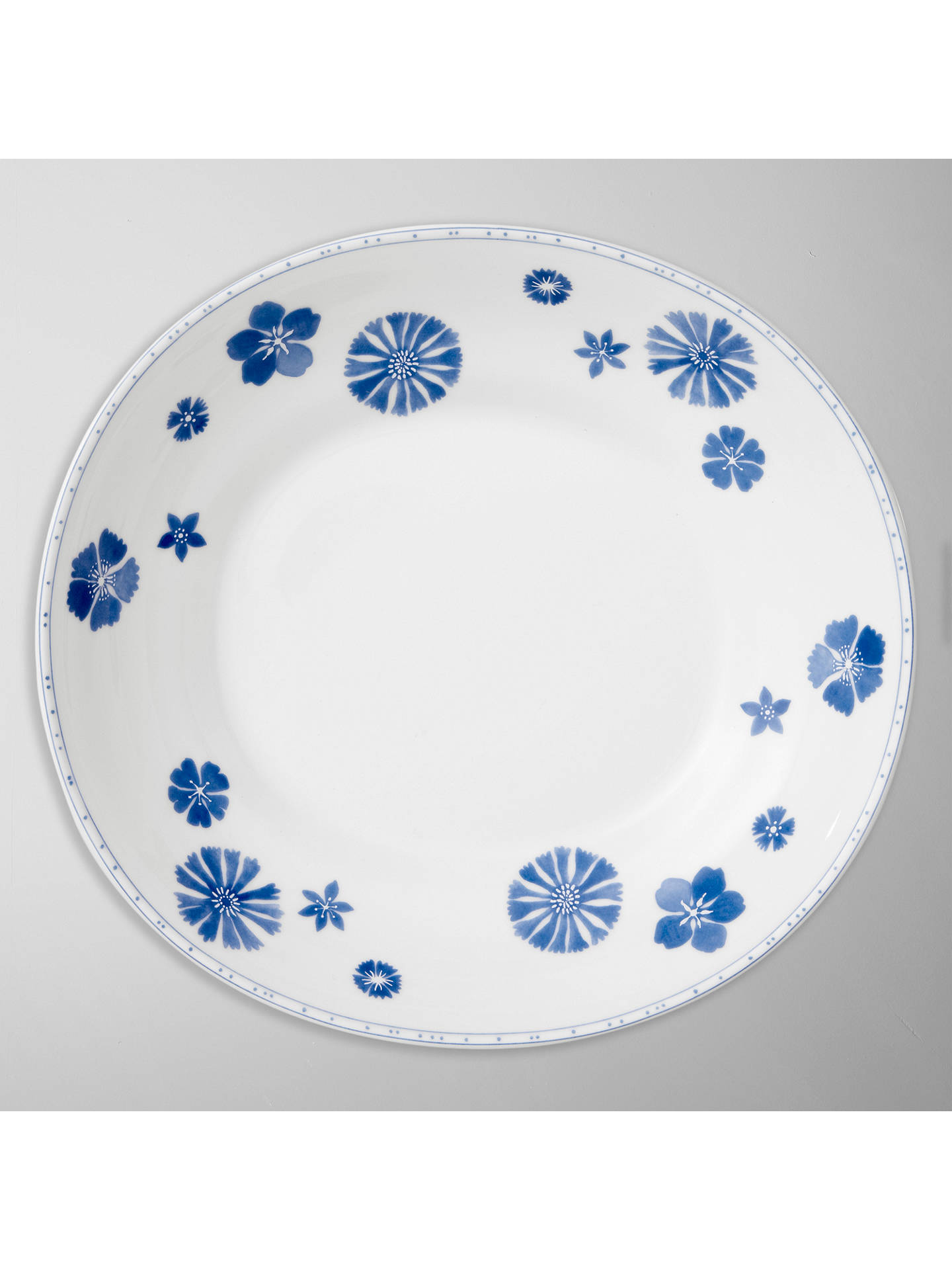 Villeroy & Boch Farmhouse Touch Oval Pasta Plate, L29cm at ...