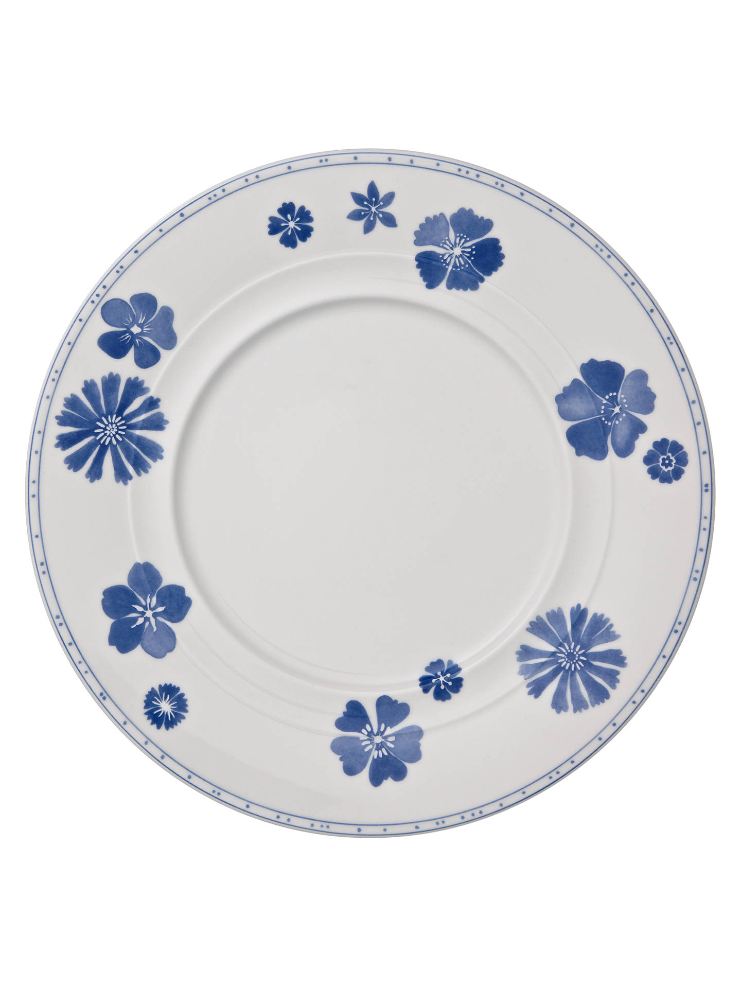 Villeroy & Boch Farmhouse Touch Salad Plate, Dia.23cm at ...