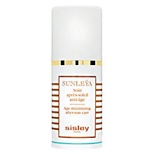 Buy Sisley Sunleÿa Age Minimizing After-Sun Care, 50ml Online at johnlewis.com