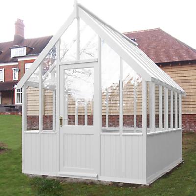 Crane 1.8 x 3m Greenhouse, FSC-certified (Scandinavian Redwood)
