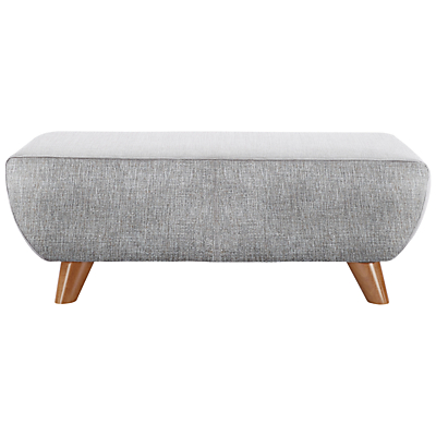 G Plan Vintage The Sixty Seven Footstool, Marl Grey