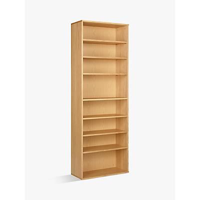 John Lewis Abacus 7 Shelf Bookcase, FSC-Certified