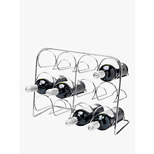Buy Hahn Pisa Wine Rack, 12 Bottle Online at johnlewis.com