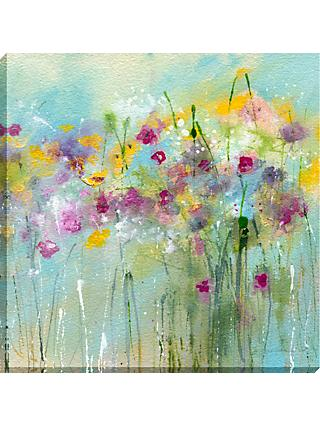 Sue Fenlon - April Showers Print on Canvas, 90 x 90cm