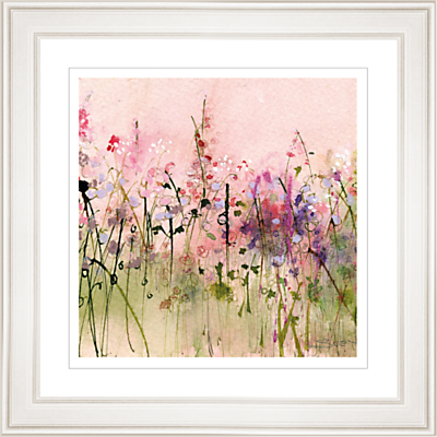 Sue Fenlon – Meadow Flowers Framed Print, 83 x 83cm