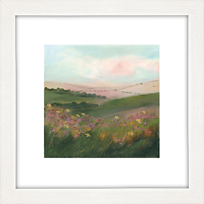 Sue Fenlon – September Walk Framed Print, 37 x 37cm