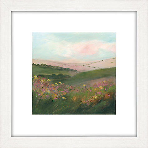 Buy Sue Fenlon - September Walk Framed Print, 37 x 37cm Online at johnlewis.com