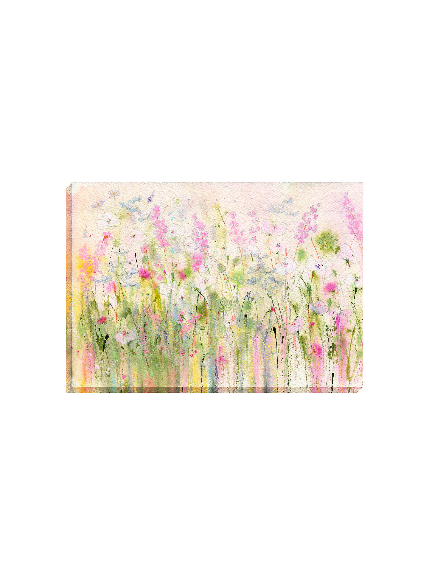 Buy Sue Fenlon - Summer Canvas, 70 x 100cm Online at johnlewis.com