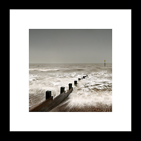 Buy David Purdie - Great Stone Detail Framed Print - 44 x 44cm Online at johnlewis.com