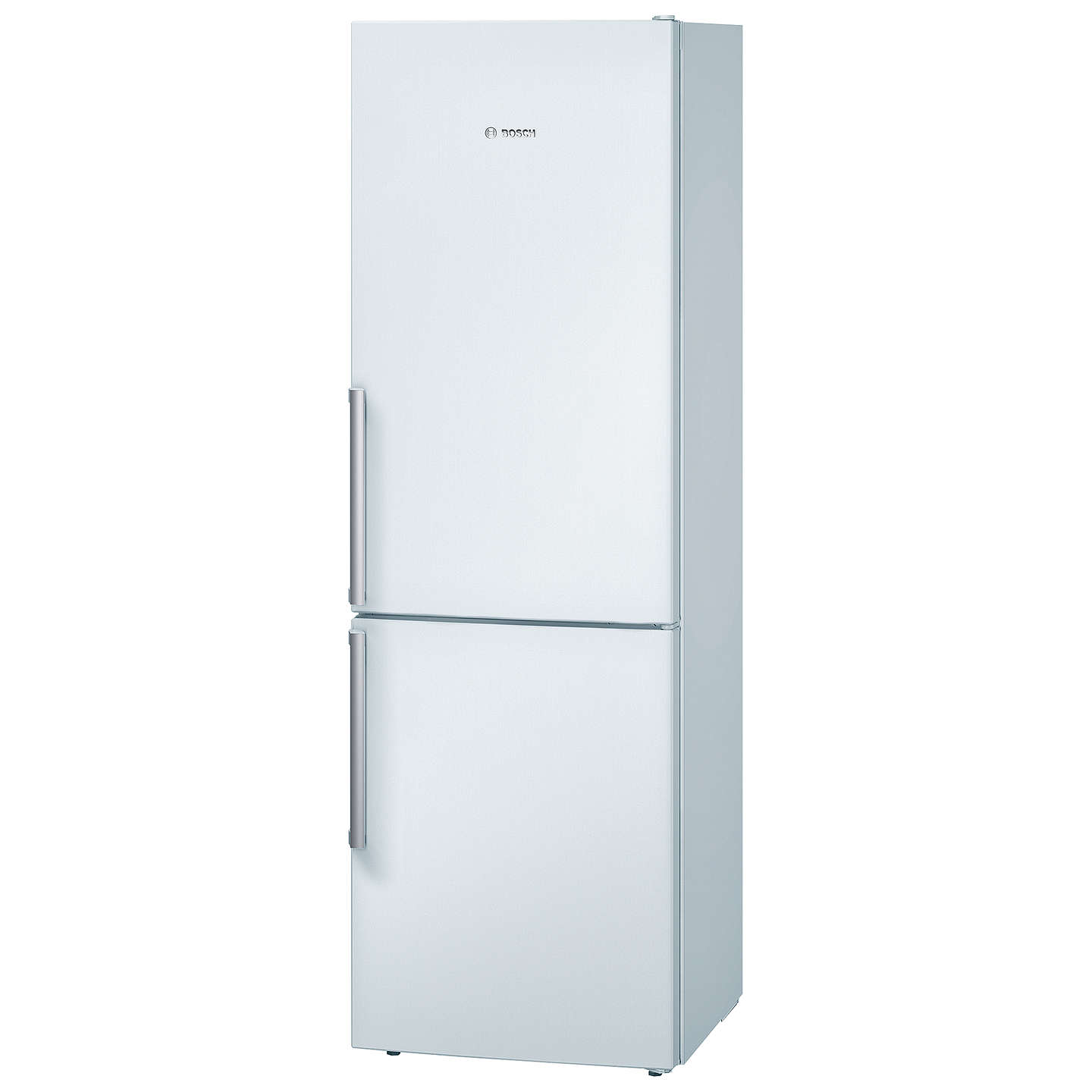 BuyBosch KGE36AW40G Fridge Freezer, A+++ Energy Rating, 60cm Wide, White Online at johnlewis.com