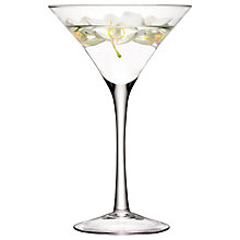 Buy LSA International Midi Cocktail Glass, H34cm Online at johnlewis.com