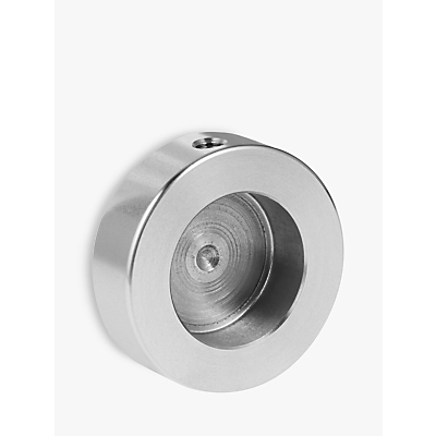 Product photo of John lewis stainless steel stud finial dia 19mm