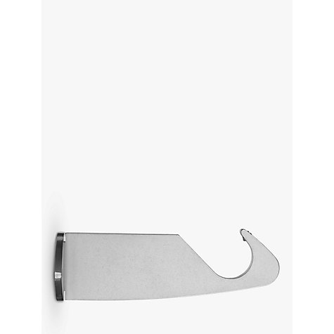 Buy John Lewis Stainless Steel Centre Bracket, Dia.25mm Online at johnlewis.com