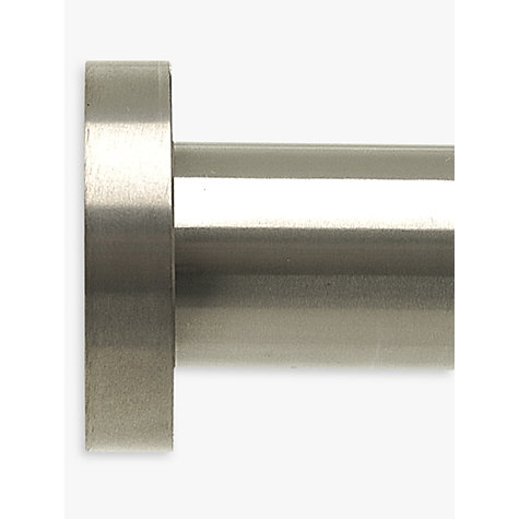 Buy John Lewis Stainless Steel Stud Finial, Dia.25mm Online at johnlewis.com