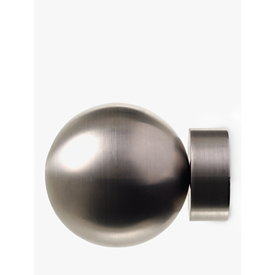 Product photo of John lewis stainless steel ball finial dia 30mm