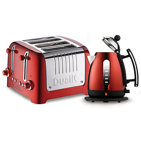 Buy Dualit Lite 4-Slice Toaster with Warming Rack Online at johnlewis.com