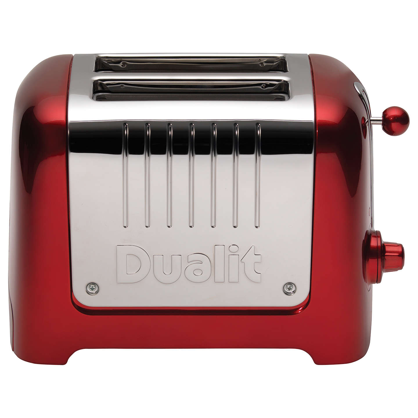Dualit Lite 2 Slice Toaster With Warming Rack At John Lewis