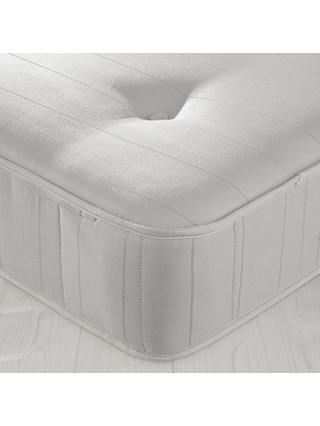 Buy John Lewis & Partners Savoy Pocket and Open Spring Trundle Guest Bed, Canvas Pebble, Single Online at johnlewis.com
