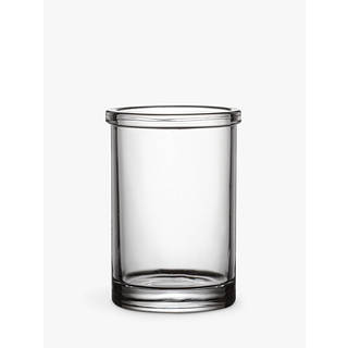 Croft Collection Glass Tumbler, Clear