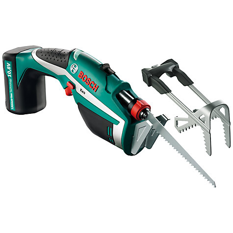 Buy Bosch Keo Cordless Garden Saw Online at johnlewis.com