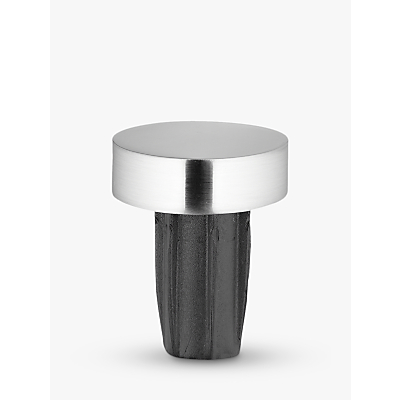 Product photo of John lewis steel curtain stud finial dia 28mm