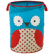 Buy Skip Hop Pop Up Hamper, Owl Online at johnlewis.com