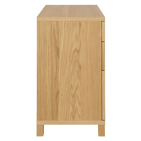 Buy John Lewis Abacus 3-Drawer Wide Filing Chest, FSC-Certified Online at johnlewis.com