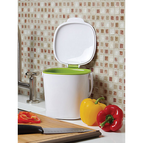 Buy OXO Compost Caddy Online at johnlewis.com