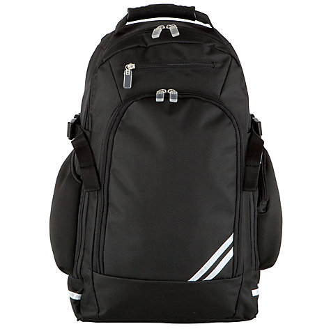 Buy Backcare Backpack, Large, Black | John Lewis