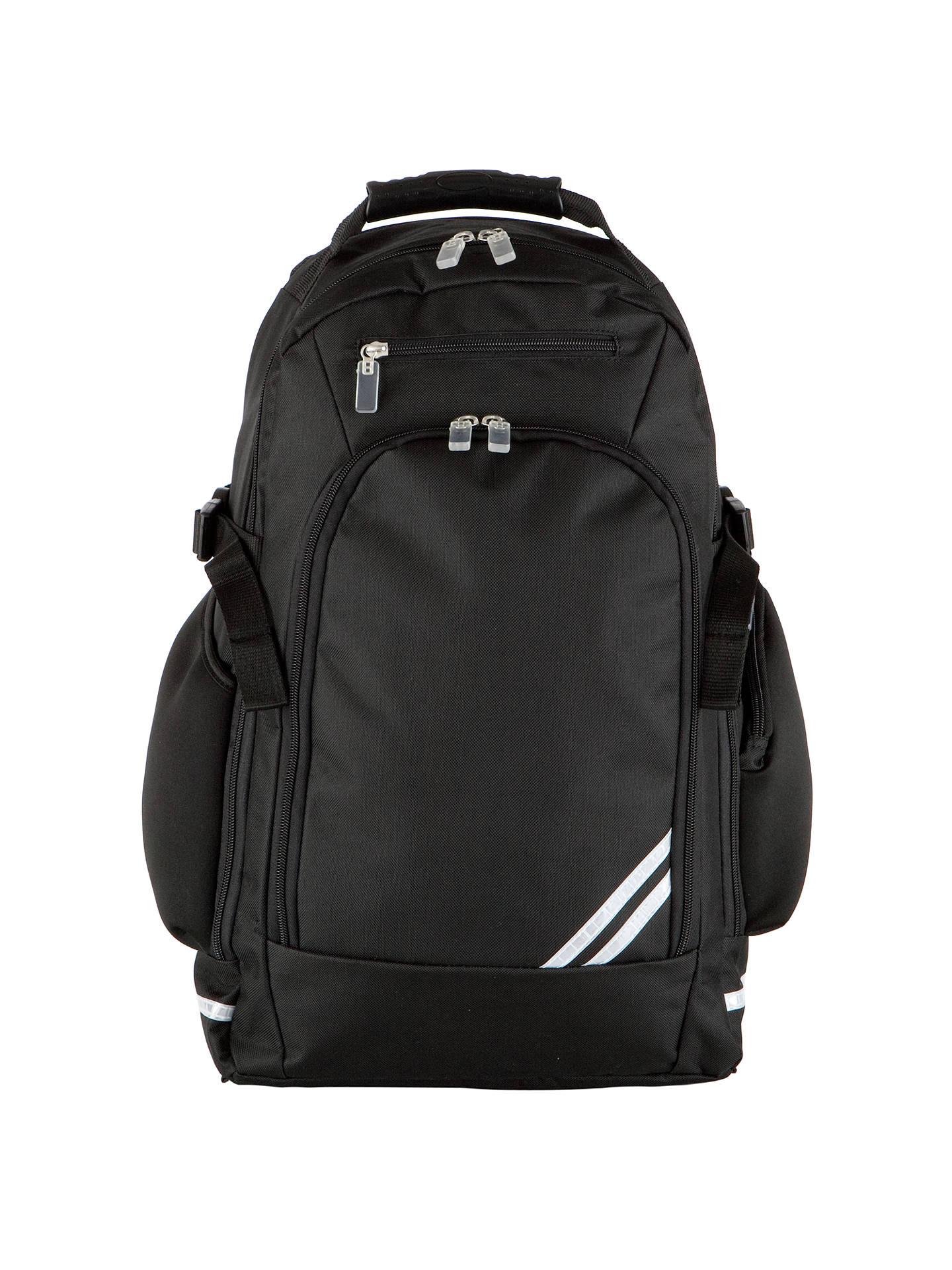 e8ac98e64c85 BuyBackcare Backpack, Large, Black Online at johnlewis.com ...