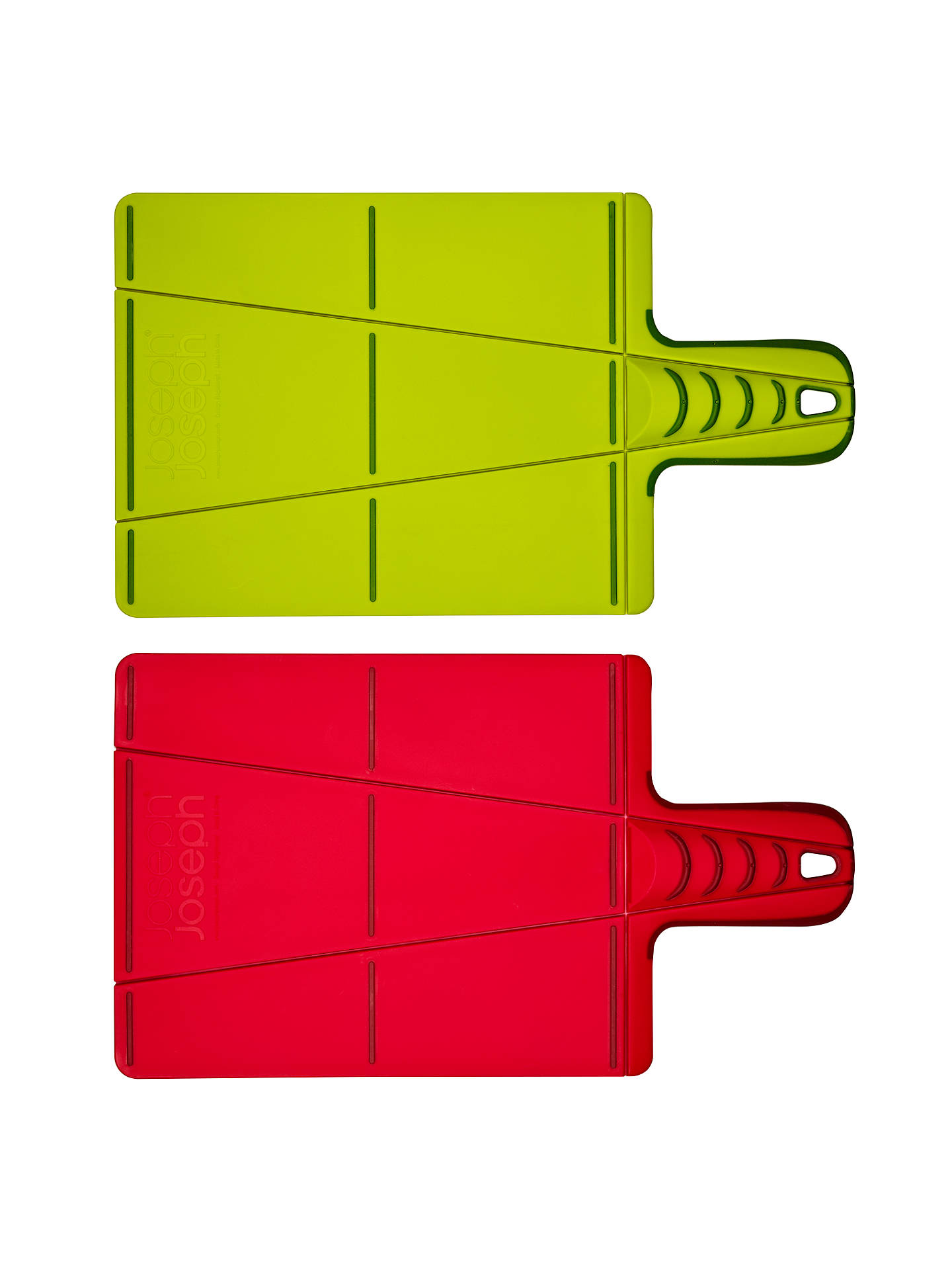 Buy Joseph Joseph Chop2Pot Plus Plastic Chopping Boards, Set of 2, Small Online at johnlewis.com