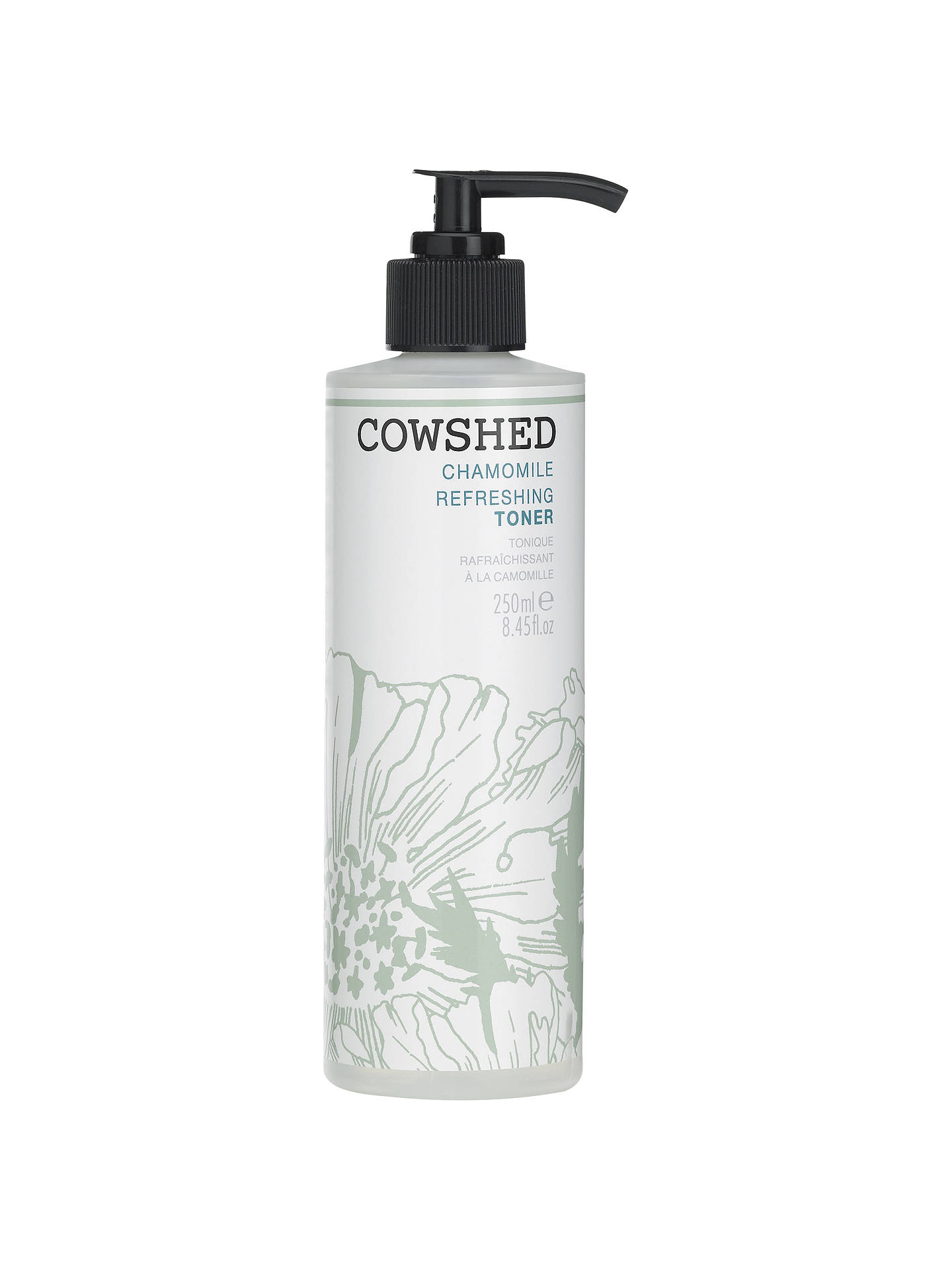 BuyCowshed Chamomile Refreshing Toner, 250ml Online at johnlewis.com