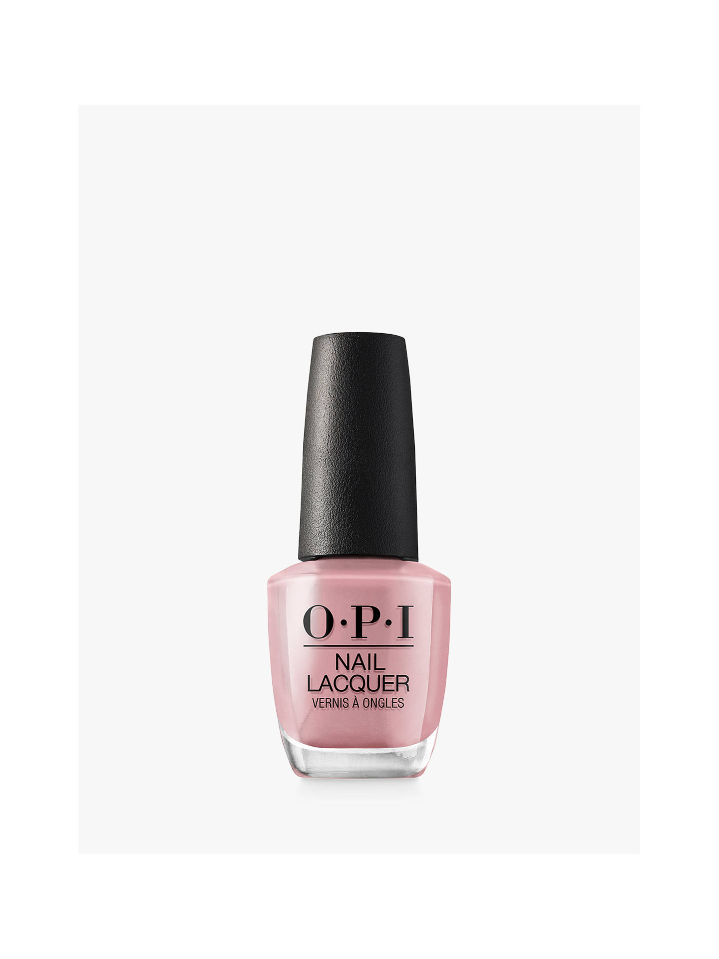 BuyOPI Nails - Nail Lacquer - Neutrals, Tickle My France-y Online at johnlewis.com