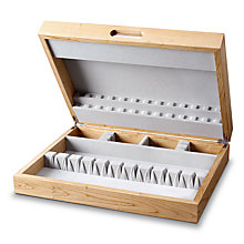 Buy Robert Welch Empty Cutlery Canteen Online at johnlewis.com