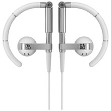 Buy B&O PLAY by Bang & Olufsen Beoplay EarSet 3i Around-Ear Headphones, White Online at johnlewis.com