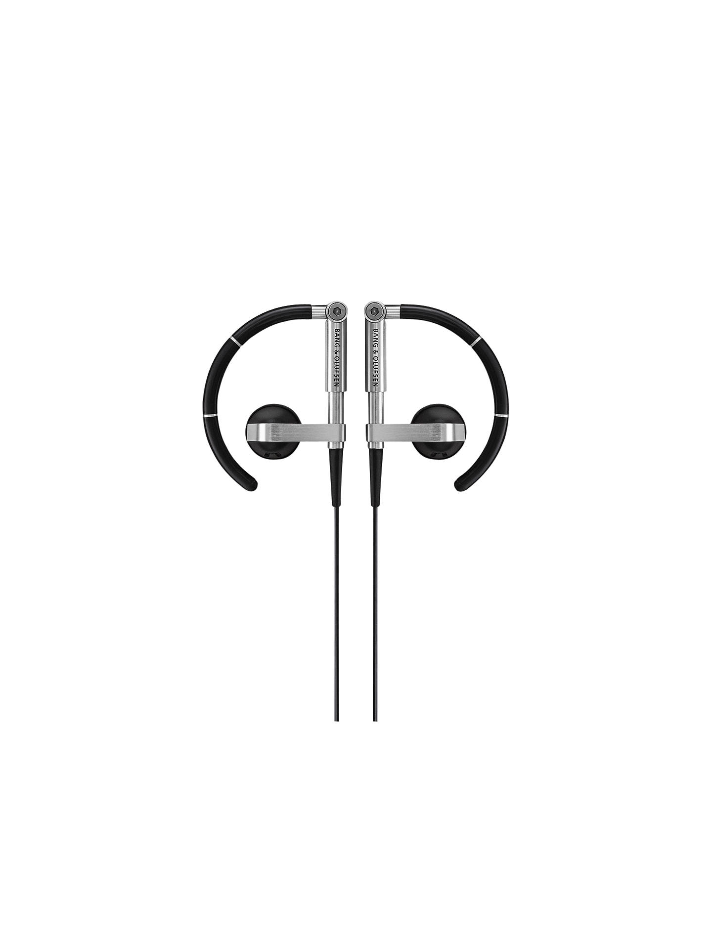 BuyB&O PLAY by Bang & Olufsen Beoplay EarSet 3i Around-Ear Headphones, Black Online at johnlewis.com