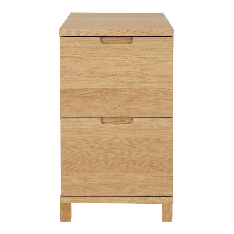 BuyJohn Lewis Abacus Large Filing Cabinet, FSC Certified, Oak Online At  Johnlewis.