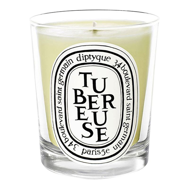 Diptyque Diptyque Tubéreuse Scented Mini Candle, 70g