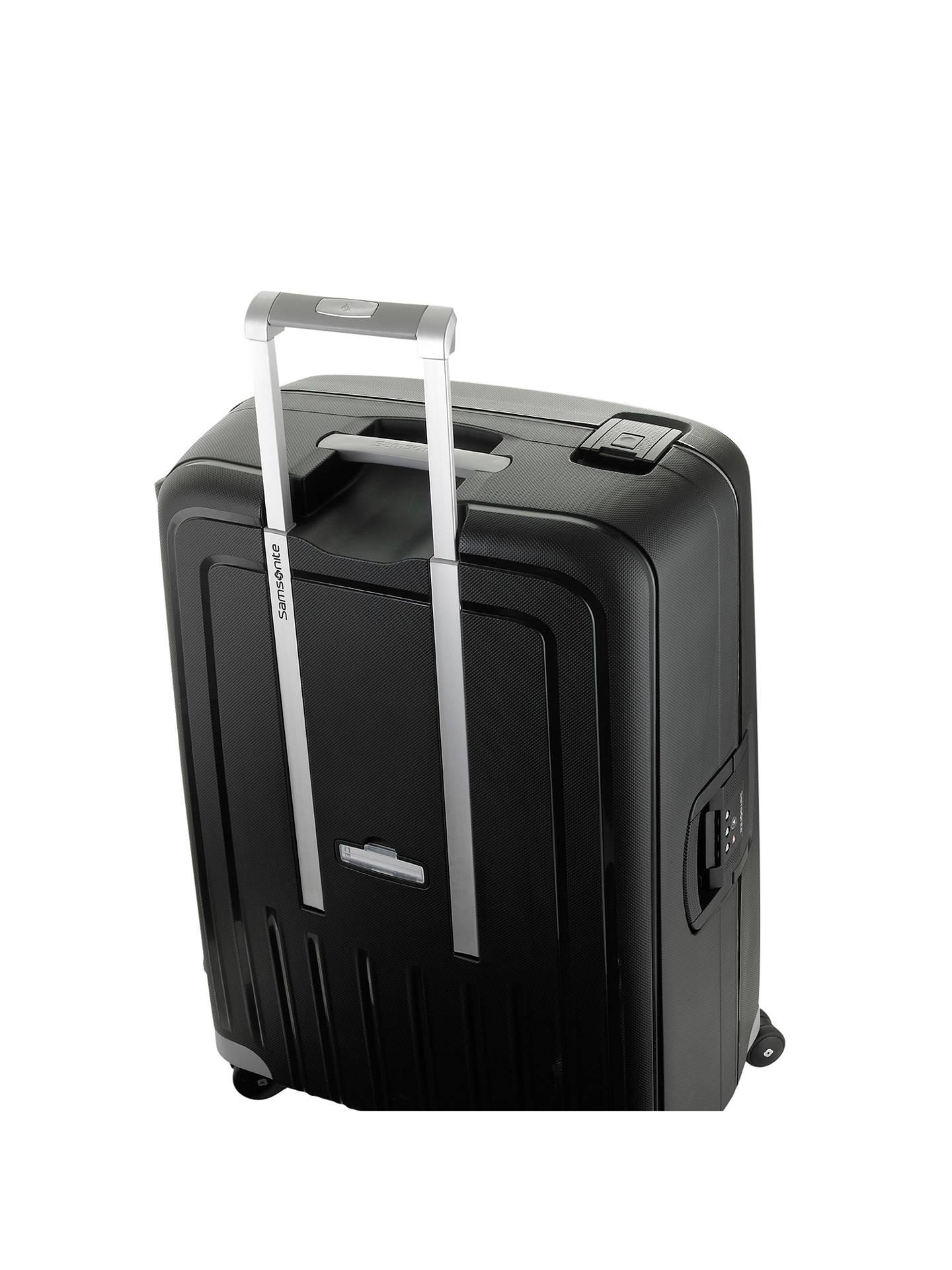 40727977523b ... BuySamsonite S Cure 4-Wheel 75cm Suitcase