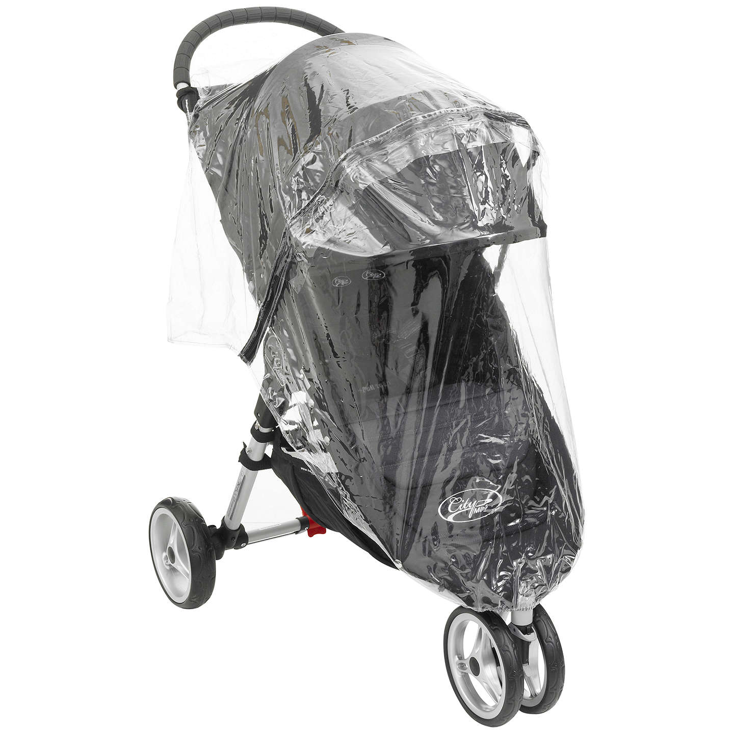Baby Jogger City Mini Gt Pushchair Raincover Single At