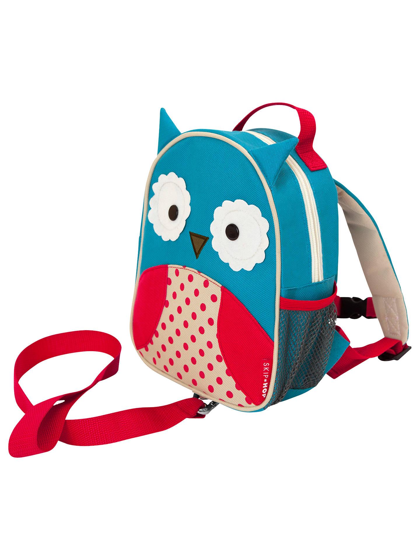 3c02b5add99 Buy Skip Hop Zoolet Toddler Backpack, Owl Online at johnlewis.com ...