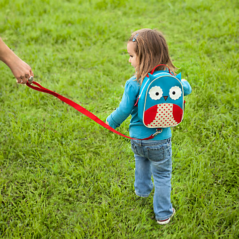 Buy Skip Hop Zoolet Toddler Backpack, Owl Online at johnlewis.com