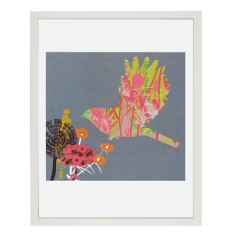 Buy House by John Lewis, Tiffany Lynch - Birdy Unframed Print, 30 x 40cm Online at johnlewis.com